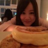 『【過去乃木】みなみちゃんの前にパンケーキ! 幸せそうなみなみちゃんの表情が可愛すぎる!!』の画像