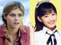 AKB48 まゆゆがハリウッド映画の吹き替えに初挑戦!