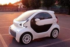 3Dプリンタ製EV「LSEV」中国とイタリアの合作 既に7000台受注