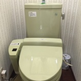 『奈良県奈良市 トイレ交換 -便器交換修理・TOTO-』の画像