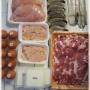 【お買い物】週初めのお買物。と 月曜日の献立は煮アナゴ丼。と 大人の贈り物。