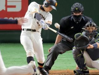 【朗報】巨人松原、育成最強打者になるwywywywywywy
