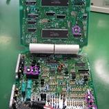 『自動車ECUのコンデンサ交換×2台』の画像