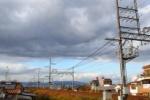 もうすぐ冬到来な感じの空模様~インサイト交野No.111~