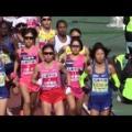 松田瑞生(new balance)が大阪国際女子マラソン優勝