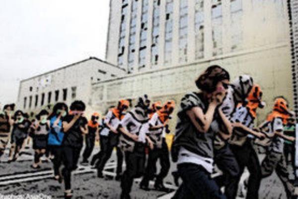 韓国 フッ 化 水素 事故