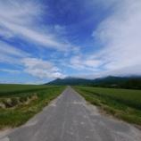 『【北海道ひとり旅】富良野・美瑛の旅『富良野市 布礼別地区』旅行ガイドには載らない素晴らしい風景』の画像