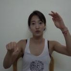 ヨガを韓国語で覚えよう!