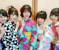 【欅坂46】BLTにひらがなけやきの浴衣姿キタ━━━━(゚∀゚)━━━━!!これはかわいい!