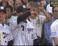 福原の引退試合で泣いてた選手一覧
