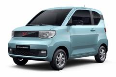 中国で50万円EVが爆売れ 1回の充電で120km走れる