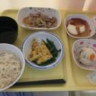『今日の昼ごはんと夜ごはん!透析食です。』の画像
