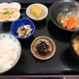 『藤塚昼食(鯖の味噌煮)』の画像