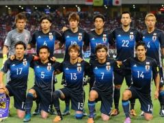 宇佐美が唯一全試合出場!得点王は本田!ハリルジャパンの2015年を振り返る!
