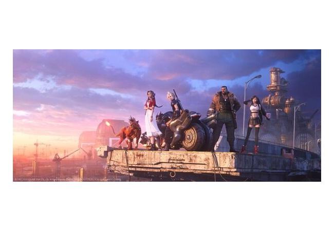 PS4『FF7リメイク』、90万本突破wwwwww