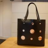 『AURORA PRESTIGE(オーロラプレステージ)巾着付きトートバッグ』の画像