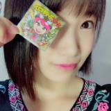 朝長美桜がAKBックリマンチョコをSHOWROOMで開封したら…