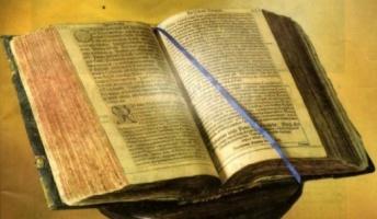 旧約聖書借りてきたから読み始めてるけどもう既に色々とおかしい