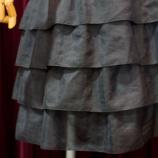 『新作 ティアード ラッフルスカート』の画像
