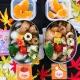 幼稚園弁当とお楽しみデザート