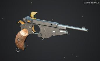 Bergmann 1896 Automatic Pistol v1.1