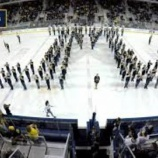 『【海外】氷上のパフォーマンス! 2020年ミシガン大学『ミシガンホッケー・インターミッション』フルショー動画です!』の画像