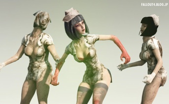 Nurses to replace ghouls 2.0