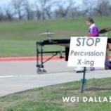 『【WGI】ドラム&ウィンズ大会ハイライト! 2020年ウィンターガード・インターナショナル『テキサス州ダラス』大会抜粋動画です!』の画像