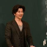 『武田真治の病気 江角マキコ フライデー写真が原因でうつ病になったことをしくじり先生で告白』の画像