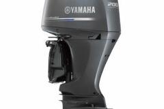 ヤマハが直4、200馬力のF200Fを発売