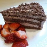 『アメリカdeチョコレートケーキ』の画像