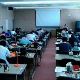 『ポリテクセンター関西にて はんだ付け講習・検定2日目』の画像