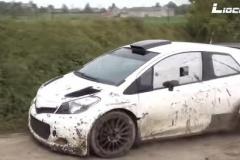 TMG、ヤリス(ヴィッツ)のWRC仕様をベルギーでテスト