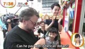【日本観光】 日本のお台場の等身大ガンダムを、パシフィックリムの監督が見に来た。 海外の反応