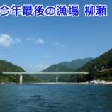 『【仁淀川友釣り日記 最終話】◆納竿の儀◆ m(_ _)m』の画像