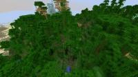 ジャングル都市にいろいろな建築を作る