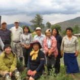 『ブータン【世界初有機農業100%】の国造り実現へ!』の画像