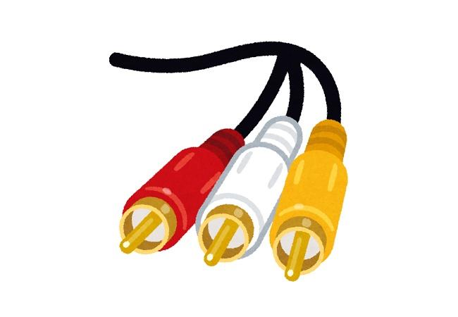 【速報】PS3を白赤黄のやつからHDMIに変えたら画面めっちゃ綺麗になった