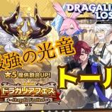 『【ドラガリ】第13回ドラガリアフェスを引いていく!』の画像