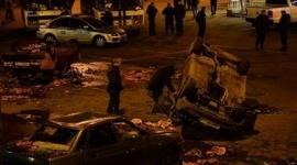 「ロシアはロシア人のものだ!」 移民排斥を叫ぶ極右のデモが暴徒化…青果市場や商店を襲撃、380人を逮捕