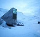 北極圏の種子貯蔵庫、入り口トンネルに水 対策を強化