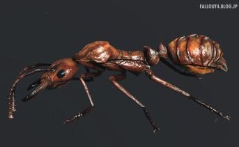 Ants - a retexture