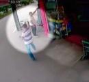 【画像】ブラジルで至近距離から撃たれた拳銃の弾を3回も避けた幸運のオッサンが話題に