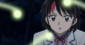 【半妖の夜叉姫】第21話 感想 朔の夜に現れる胡蝶と蛍