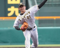 【阪神】岩田7回途中8失点、2番手・馬場は満塁被弾…甲子園の虎党から無情のジェット風船舞う。