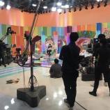 『オードリー若林さん『ひらがな推し』スタジオ裏側の様子をインスタに投稿!あるものが映り込む!』の画像
