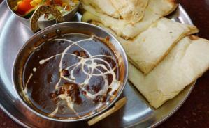 インド料理店で初めて注文したメニュー