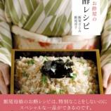 『お陰さまでロングセラーになりました、京都のお酢屋のお酢レシピ』の画像