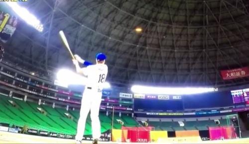 前田健太が日本の正月番組で放った特大ホームランがMLBファンから注目される【海外の反応】