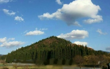 『11月30日放送「綺麗な三角の山、黒又山調査その後の関連調査」』の画像